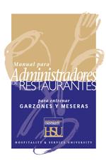 Manual para administradores de restaurantes